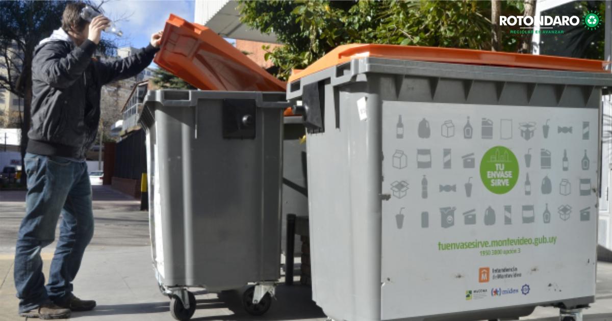 Planes de reciclaje de Montevideo